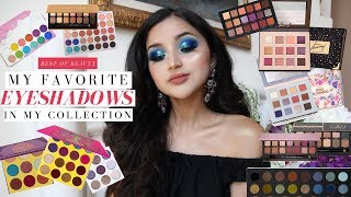 MY FAVORITE EYESHADOW SHADES IN MY COLLECTION ☽ The Best Unique Colors From My Fave Palettes