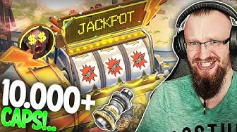 I DECIDED TO SPIN 10,000 CAPS! (Huge Jackpot) - Last Day on Earth: Survival
