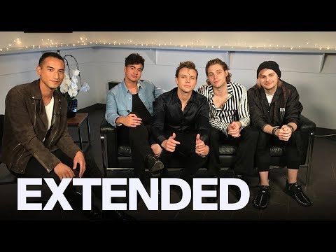 5 Seconds Of Summer Talk Youngblood Hiatus  EXTENDED