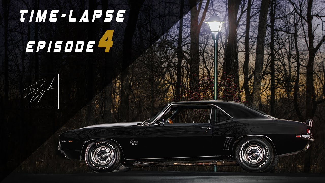 Time-Lapse Ep.4 X 1969 Camaro SS | Editorial Edit