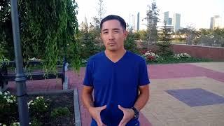 Марафон Костанай - Астана - 4 сентября 2017