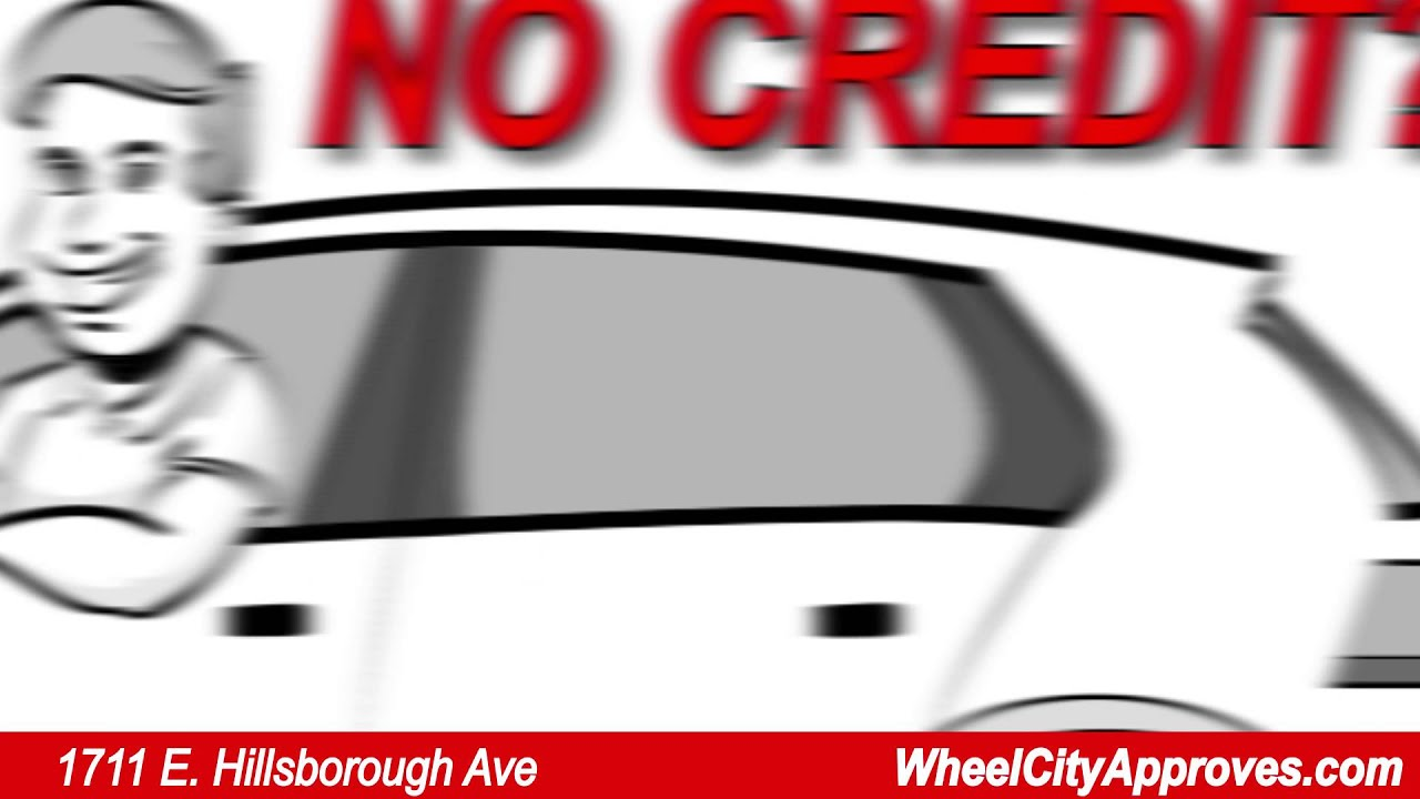 Wheel City Auto Tampa $99 Down