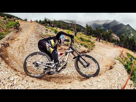 Highaltitude MTB racing in Andorra: Finals Highlights  UCI MTB World Cup 2017