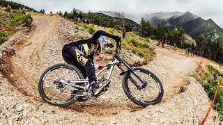 High-altitude MTB racing in Andorra: Finals Highlights | UCI MTB World Cup 2017