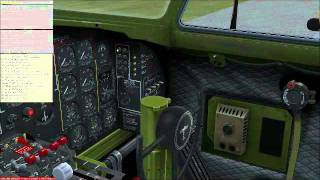 How To Start Up The A2A Simulations B-17