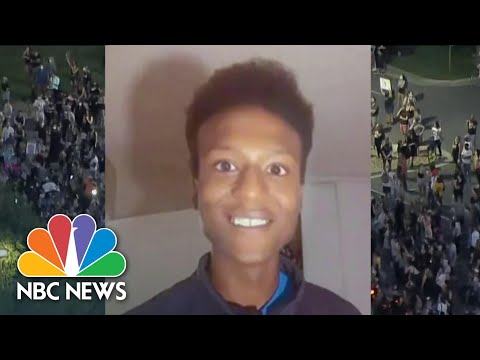 CO Police Officers Placed On Leave Over Photos Connected To Death Of McClain | NBC Nightly News