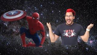 Spider-Man loves Markiplier's