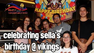 Notes To My Daughter Sella On Her 22nd Birthday   Vikings Luxury Buffet   22 April 2018