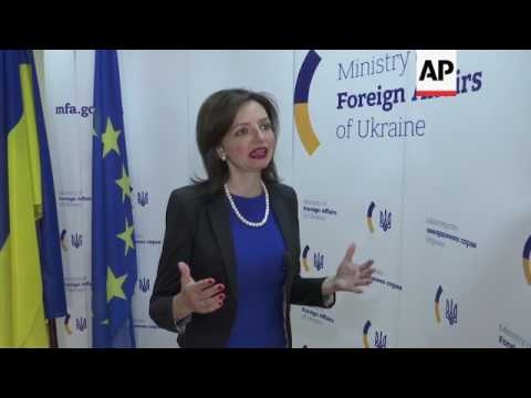 Ukraine minister praises visa deal with EU