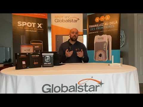 Téléphones satellites Globalstar