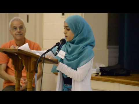 2017 Member Dinner - Peace Essay Contest