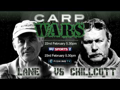 Carp Wars Episode 13 - Dave Lane vs Ian Chillcott