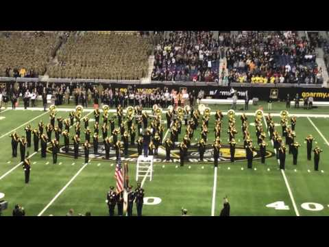 U.S. Army All-American Marching Band 2017 - National Anthem