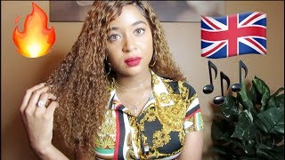 AMERICAN FIRST REACTION TO UK HIP HOP RAPPERS | Fredo B, Lady Leshurr, MoStack, Loski, ETC.