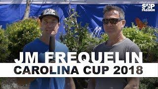 Interview de Jean-Marc Frequelin à la Quiksilver Waterman Carolina Cup 2018