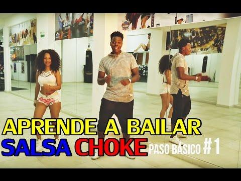 Aprende A Bailar Salsa Choke - Tutorial salsa choke - Mick Brigan