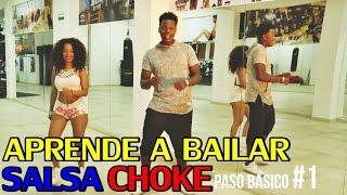 Aprende A Bailar Salsa Choke - Tutorial salsa choke - Mick Brigan Salsa Choke thumbnail