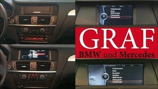 BMW CIC auf NBT Navigation nachrüsten BMW NBT Nachrüstung 5er F10 F11 vor Facelift Navi LCI