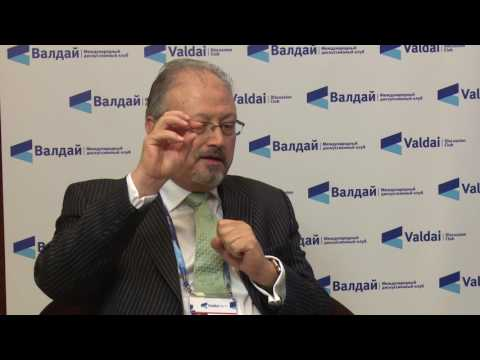 Jamal Khashoggi: Saudi Arabia and Russia should cooperate to bring peace to the Middle East