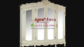 Luxury Armoire   Classic Armoire   Jepara Furniture   Indonesia Furniture   Ajf   2019