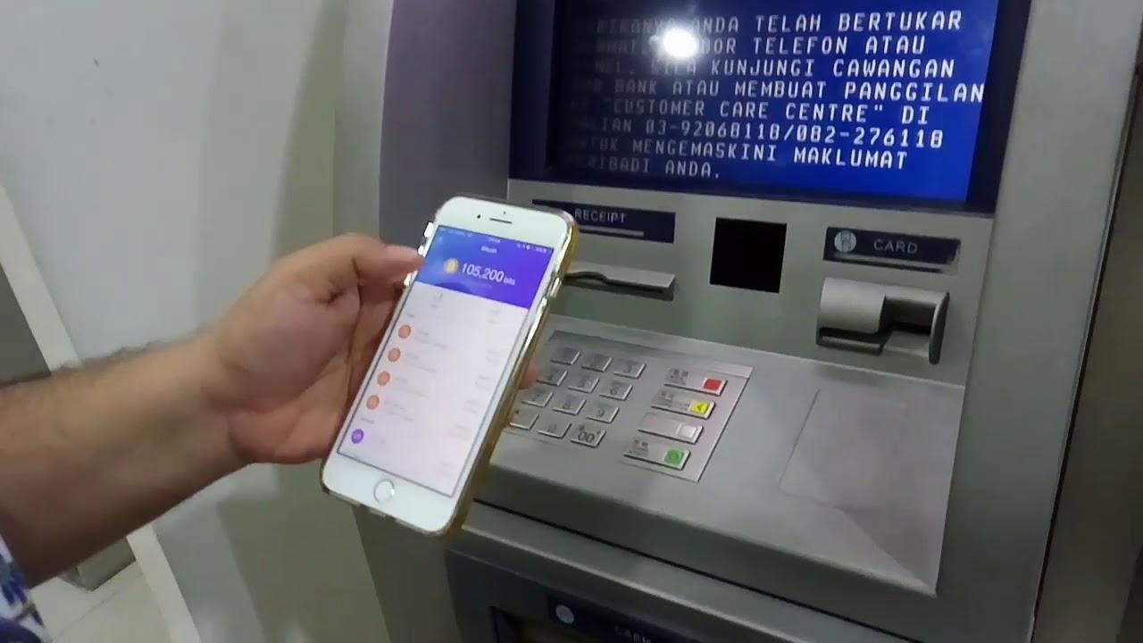 cara befizetés bitcoin lewat atm
