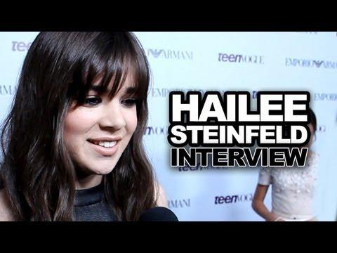 Hailee Steinfeld Talks Ender's Game vs Romeo & Juliet - Interview