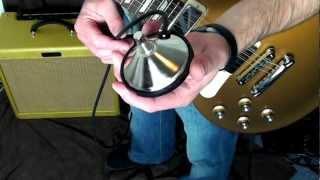 Fender Blues Jr III Fat Foot Switch
