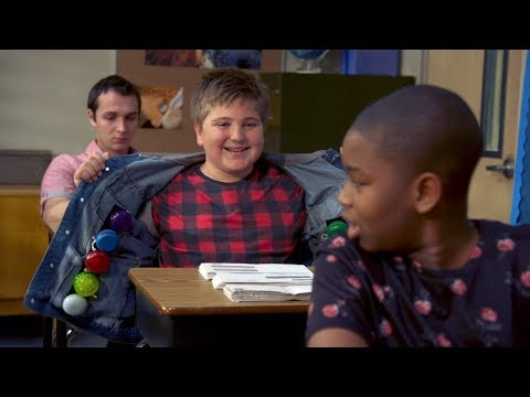 Nathan Blaiwes as Goofus on Disney XD's 'Walk the Prank' Season 3 Episode 5 Say Goodnight to JD