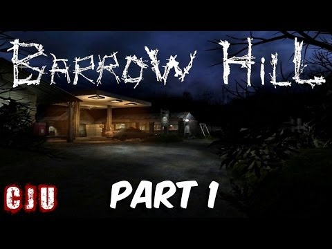 Let's Play Barrow Hill Part 1 - Point and Click | Game Walkthrough