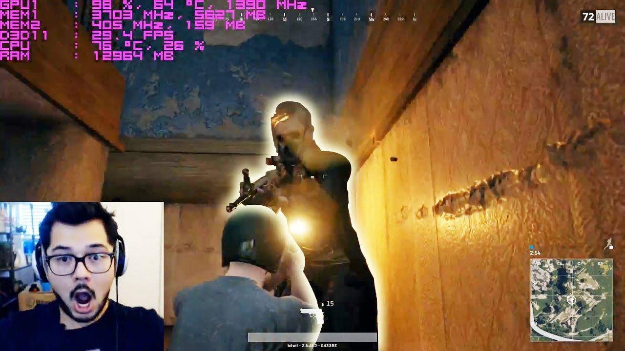 PUBG Stream with HOTLINE - Chicken Dinner!