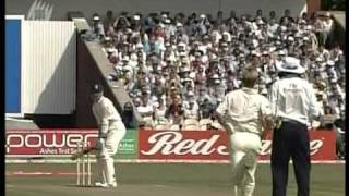 Michael Vaughan 166 vs Australia 2005 Old Trafford