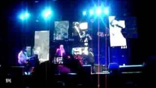"R.E.M. ""Country Feedback"" live @ Dresden 15.7.2008"