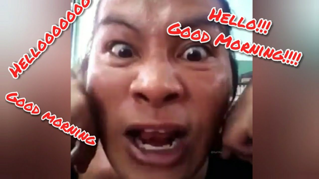 Hello Good Morning Meme Erika Embang Free Images Wallpaper