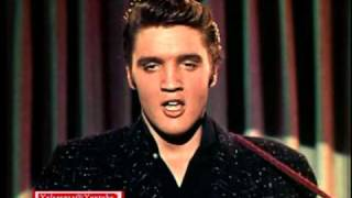 �������� ���� Elvis Presley - Blue Suede Shoes 1956 (COLOR and STEREO) ������