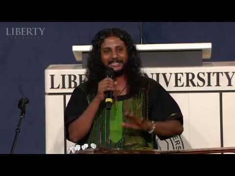 Benny Prasad - Shout to the Lord - Liberty University - 2013