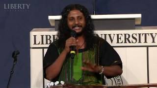 Download Benny Prasad - Shout to the Lord - Liberty University - 2013 Mp3 and Videos