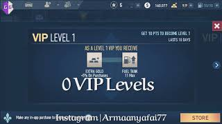 Need For Speed No Limits VIP Levels & All CARS Hack Latest Update 2.11.1