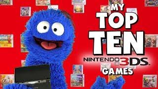 My Top Ten 3DS Games