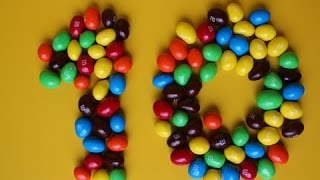 Learn To Count make Numbers 1 -10 | The Surprise For Kids