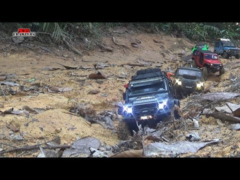 2018 Last RC Offroad Trail for the year