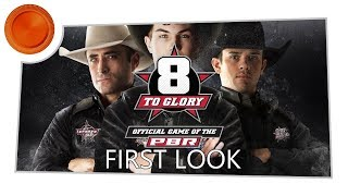 8 to Glory The Official Game of the PBR - First Look - Xbox One