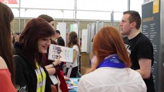 Our UCAS convention at the University of Bedfordshire