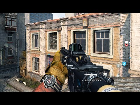 Modern Warfare Multiplayer Beta Gameplay (First Games)