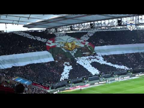Eintracht Francfort vs FC Cologne : Viva la Buli !