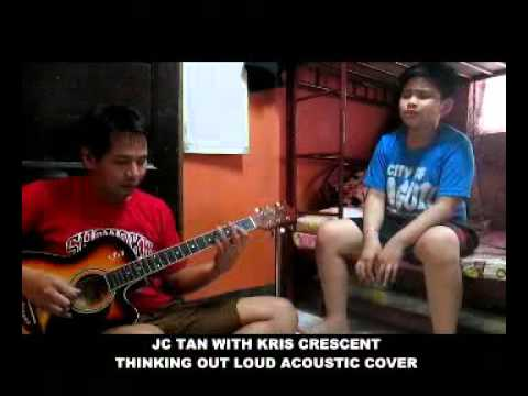 thinking out loud acoustic s