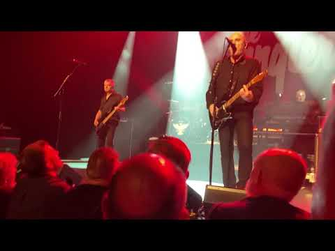 THE STRANGLERS - NO MERCY