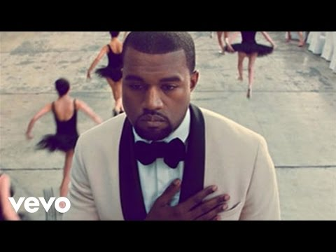 Music video Kanye West - Runaway