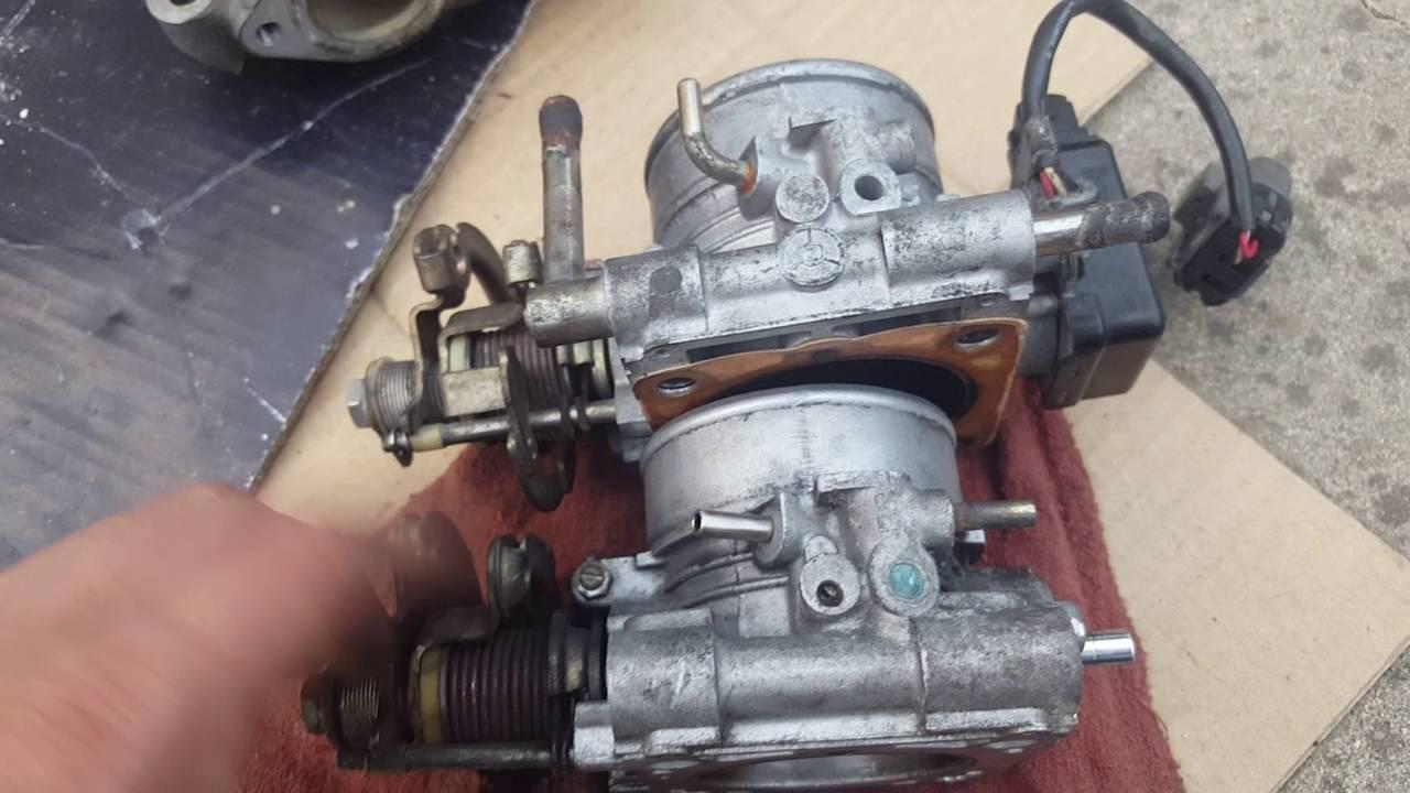 Z31 Vs Ka24e Throttle Body Comparison