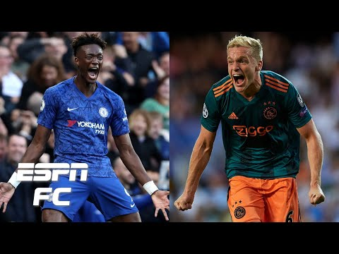 Ajax vs. Chelsea: Europe's battle of youth on full display | UEFA Champions League