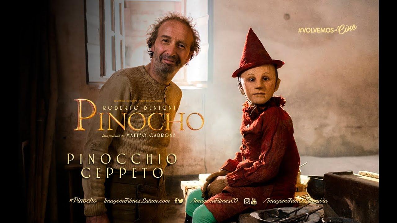 Pinocchio - Pinocchio Geppeto 2021 - YouTube